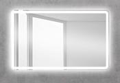 BelBagno Зеркало SPC-MAR-1200-800-LED-BTN