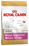 Royal Canin West Highland White Terrier Adult (4 кг)