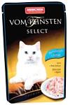 Animonda Vom Feinsten Select для кошек филе курицы и морской лещ (0.085 кг) 5 шт.