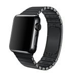 Apple блочный 42 мм (черный космос) (MJ5K2)
