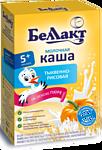 Беллакт Тыквенно-рисовая молочная, 250 г