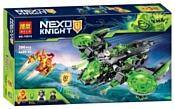BELA Nexo Knight 10816 Неистовый бомбардировщик