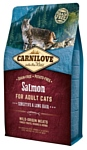 Carnilove Carnilove Salmon for adult cats (6 кг)