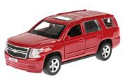 Технопарк Chevrolet Tahoe (красный)
