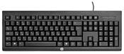 HP K1500 Black USB