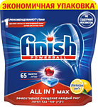 Finish All in 1 Max Лимон (65 tabs)