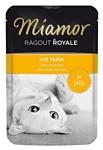 Miamor (0.1 кг) 1 шт. Королевское рагу Курица в желе