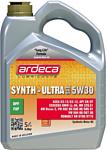 Ardeca SYNTH-ULTRA 5W-30 5л