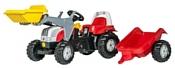 Rolly Toys Kid Steyr CVT 6165 (023936)