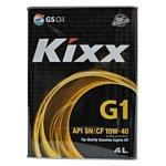 Kixx G1 10W-40 SN/CF 4л