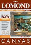 Lomond Natural Canvas Dye A4 300 г/м2 10л (0908411)