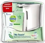 "Dettol No Touch + мыло ""Зеленый чай и имбирь"""