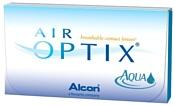 Alcon Air Optix Aqua +5.5 дптр 8.6 mm