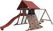 Little Panda Замок (модель 1, красный)
