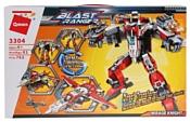 Qman Blast Ranger 3304 Робот-самолет