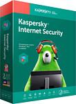 Kaspersky Internet Security 2020 (1 год, 3 устройства, продление)