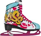 PowerSlide Ice 902199 Pop Art Kiss (взрослые)