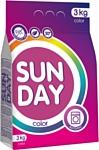 Sunday Для цветного 3 кг