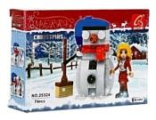 Ausini Merry Christmas 25324 Праздничный снеговик