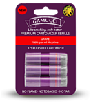 Gamucci MICRO CARTOMIZERS GRAPE 1.6% REGULAR