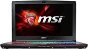 MSI GE62 6QF-011XPL Apache Pro
