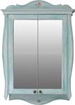 Atoll Шкаф с зеркалом Ривьера (heaven)