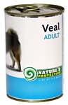 Nature's Protection Консервы Dog Adult Veal (0.4 кг) 1 шт.