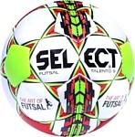 Select Futsal Talento 9 (3 размер, белый/красный/зелёный)