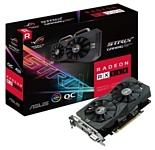 ASUS Radeon RX 560 1326Mhz PCI-E 3.0 4096Mb 7000Mhz 256 bit DVI HDMI HDCP Strix Gaming OC