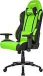 AKRacing Prime (зеленый/черный)