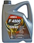 Areca F4500 5W-40 4л