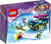 LEGO Friends 41321 Горнолыжный курорт: внедорожник