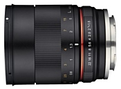 Samyang 85mm f/1.8 ED UMC CS Sony E