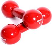 Starfit DB-102 3 кг (красный)