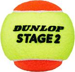 Dunlop Stage 2 Orange (3 шт)