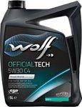 Wolf Official Tech 5W-30 C4 4л