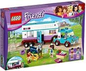 LEGO Friends 41125 Ветеринарная машина для лошадок