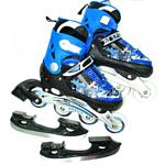 ZEZ Sport 6062B Blue