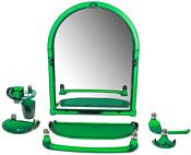 Berossi Комплект Viva Danti (зеленый полупрозрачный)