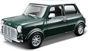 Bburago Street Classics Mini Cooper 1:32 18-43206 (зеленый)