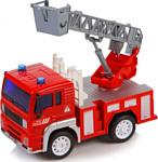 Big Motors Пожарная машинка WY550B