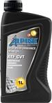 Alpine ATF CVT 1л