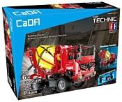 Double Eagle CaDA Technic C51014W Цементовоз