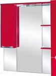 Misty Зеркальный шкаф Жасмин - 65 (красный)
