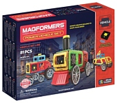 Magformers Vehicle 707011 Мощные автомобили
