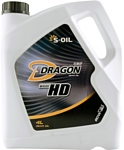 S-OIL DRAGON Gear HD 80W-90 4л