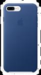 Apple Leather Case для iPhone 7 Sapphire (MPTF2)