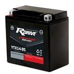 RDrive eXtremal Silver YTX14-BS (12Ah)