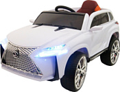RiverToys Lexus E111KX (белый)