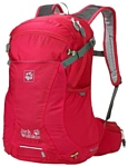 Jack Wolfskin Moab Jam 24 red (racing red)